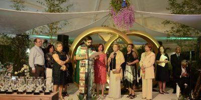 Inauguran exposición Bodas de Oro con las Orquídeas en el Jardín Botánico