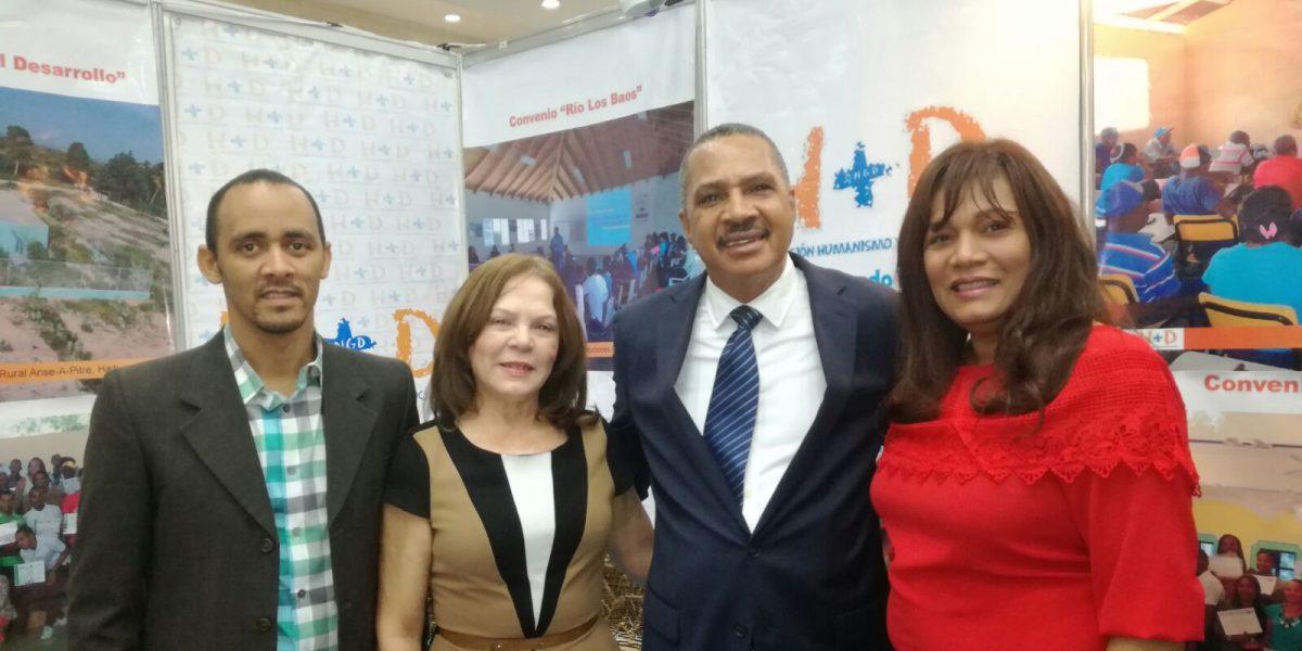 Fundación Humanismo y Democracia promueve uso racional y sostenible del agua en RD