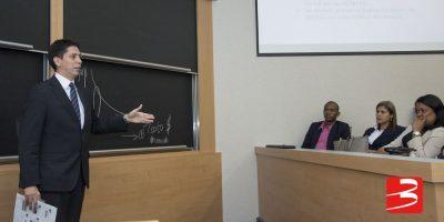 Bancamérica auspicia conferencia sobre gestión de riesgos de lavado de activos