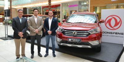 #TeVimosEn: Peravia Motors presenta nuevas Dongfeng AX7 y Brilliance V3