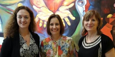 #TeVimosEn: Asesoras canadienses visitan colegio de RD