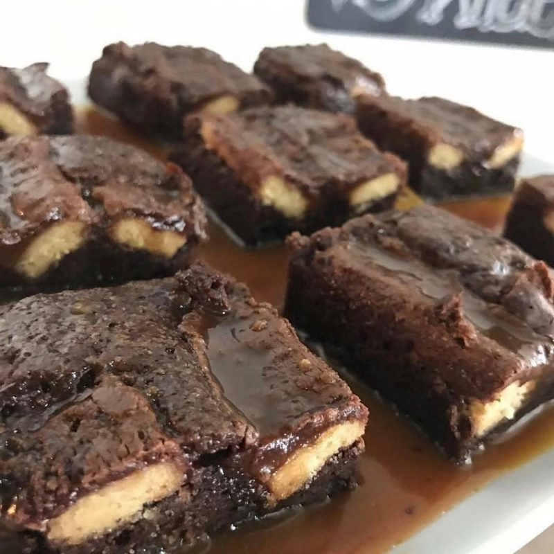 Brownies Twix
