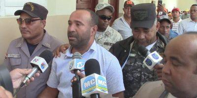 Alcalde Villa Los Almácigos es enviado a prisión preventiva acusado de violación
