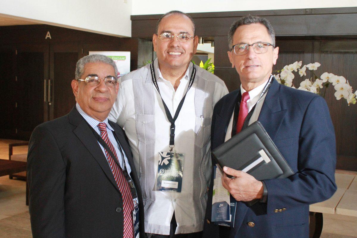Nelson Baez Noyer, Osiris Valdez, Persio Lopez