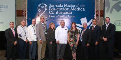#TeVimosEn: Segunda Jornada Nacional de Educación Médica Continuada en Casa de Campo