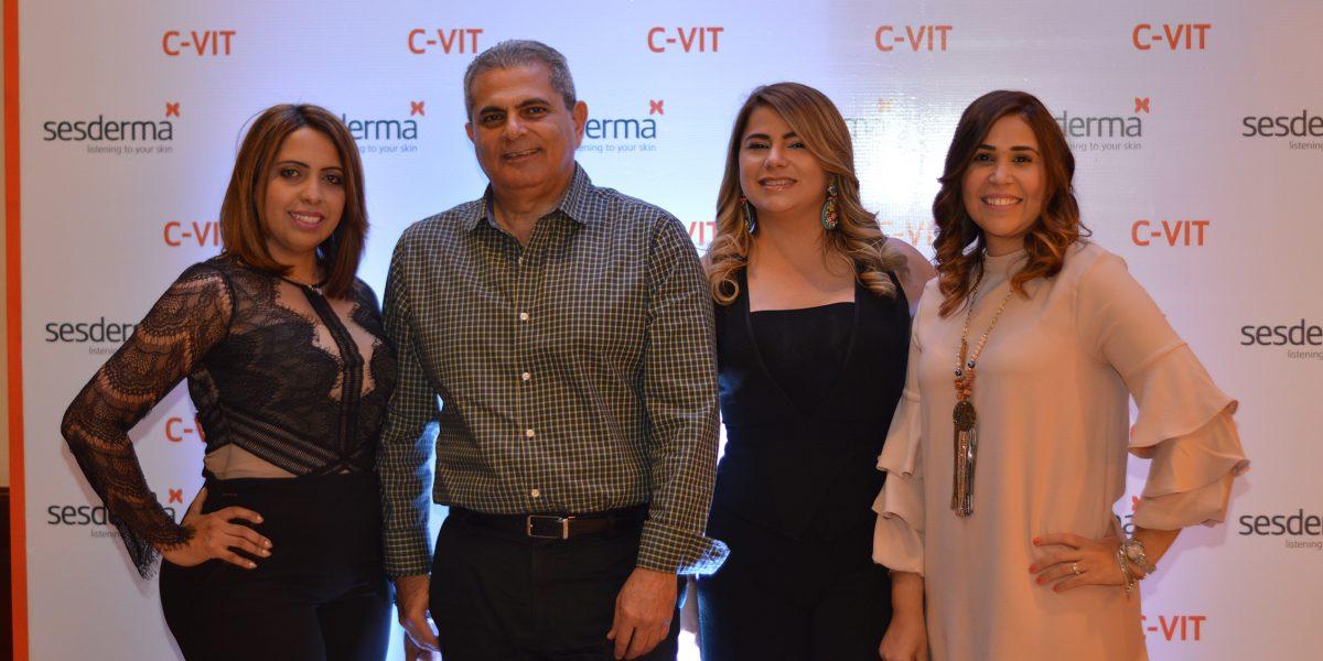 #TeVimosEn: Sesderma presenta su nueva línea C-VIT