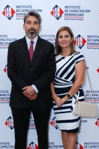 Carlos Prato y Nahir de Prato