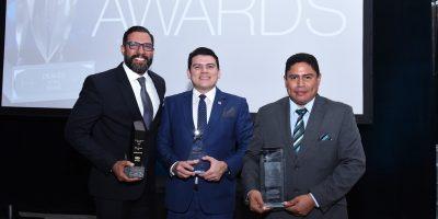 #TeVimosEn: Marítima Dominicana recibe tres galardones