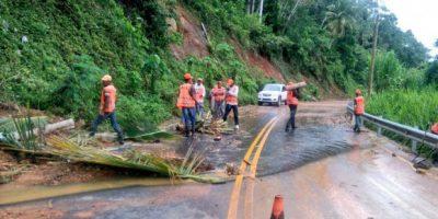 Continuarán los aguaceros este miércoles en SDE y el gran Santo Domingo