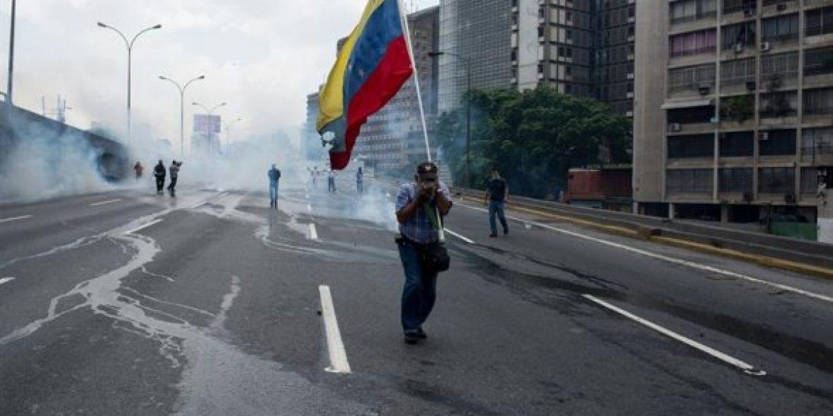 Venezuela: Nueva jornada de protestas deja un joven muerto