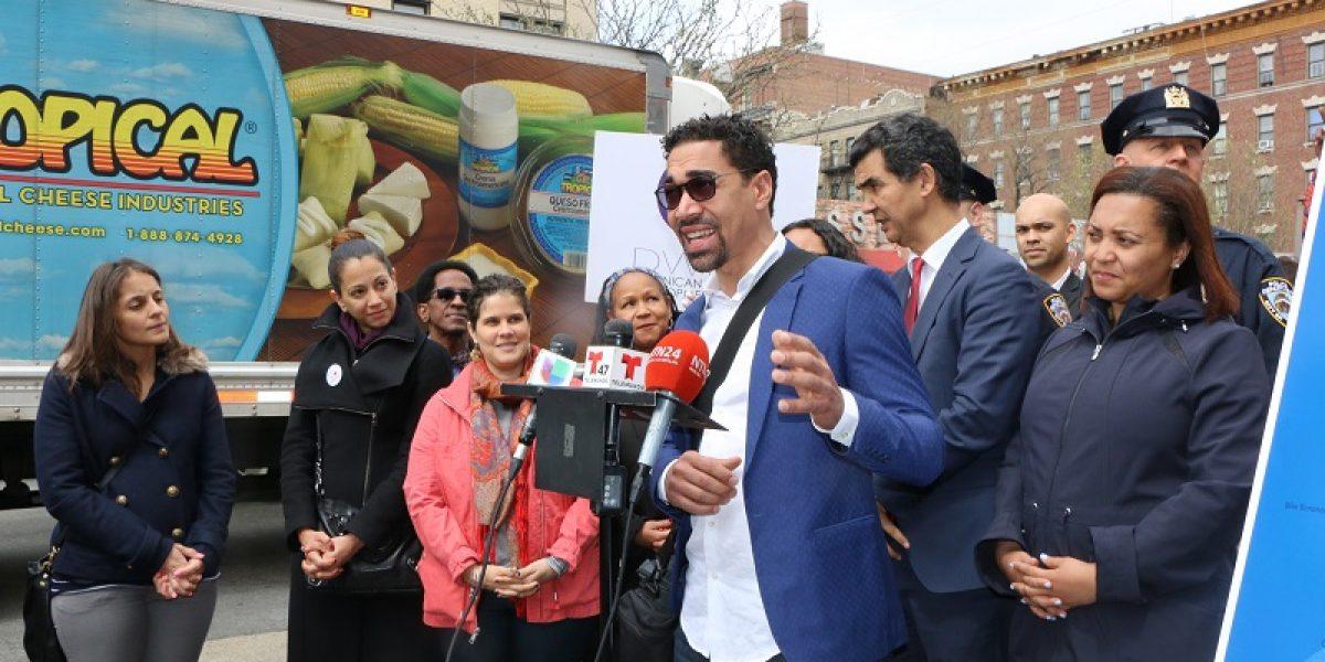 Pintor dominicano impartirá clases gratis en el Car Free Day