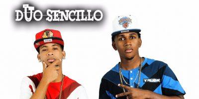 """Dúo urbano """"Sencillo"""" busca conquistar al público dominicano"""