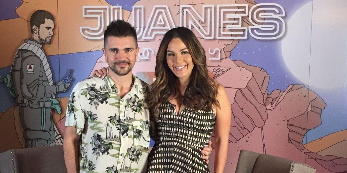 Juanes en exclusiva en Noche de Luz