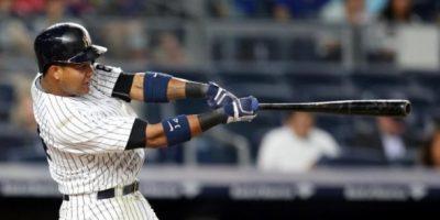 Starlin Castro, bate de peligro en los Yankees