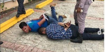 Cuatro venezolanos detenidos en Santo Domingo tras asalto que dejó un muerto
