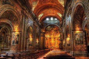 Iglesia La Compañía Foto:Internet. Imagen Por: