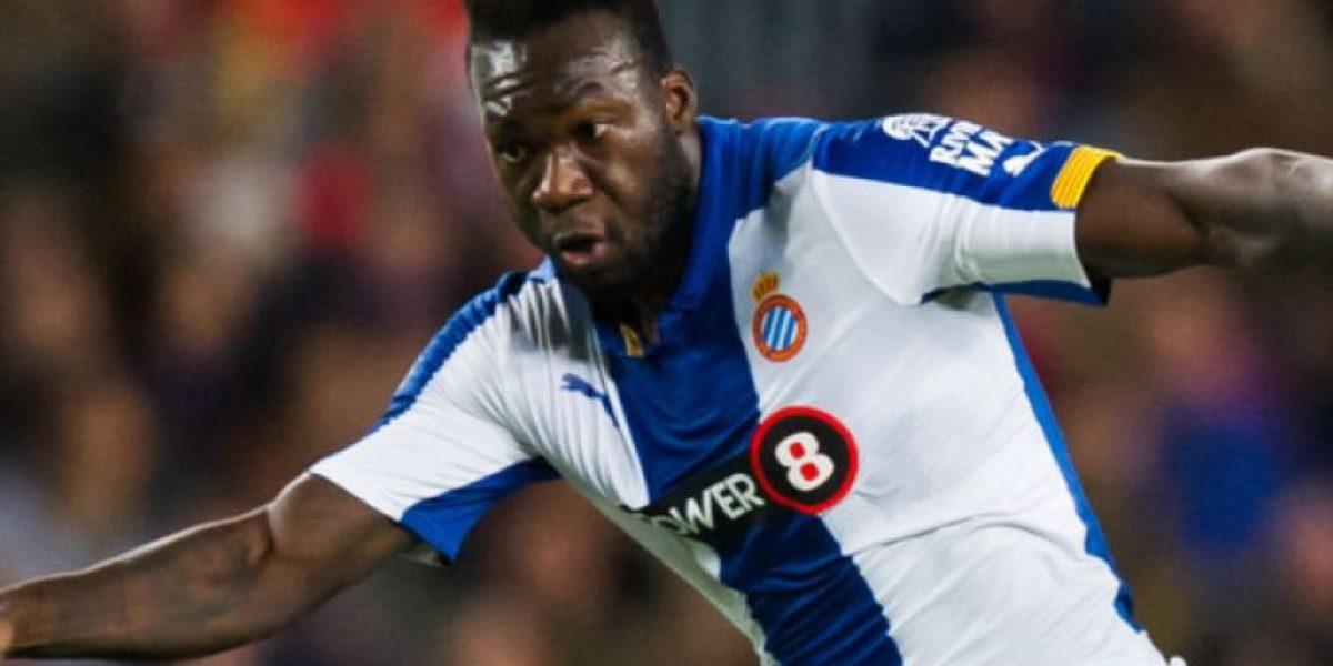 Felipe Caicedo en los planes del Málaga para enero