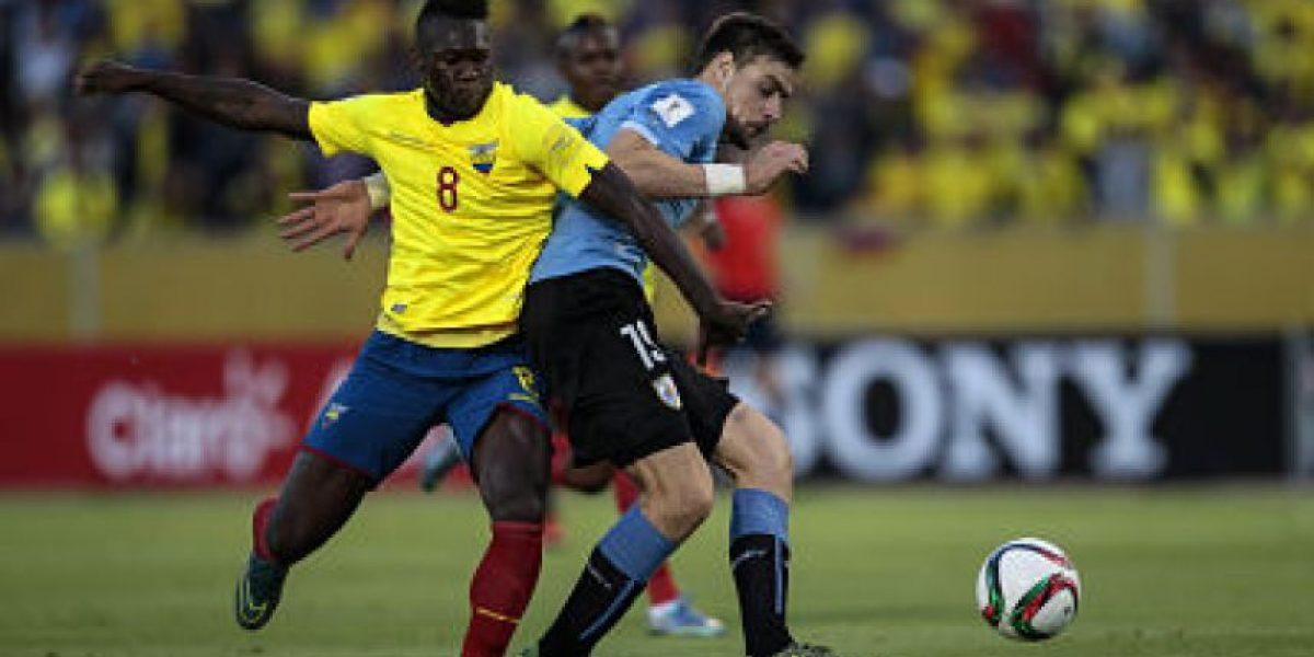 Canales que transmitirán el partido Uruguay vs Ecuador