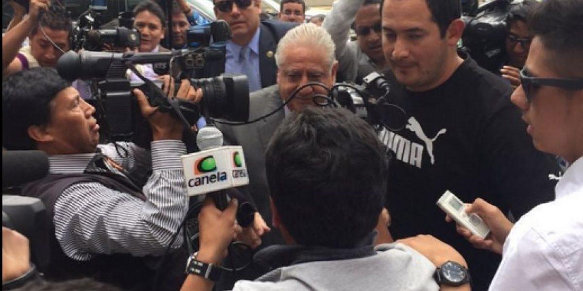 Ratificaron sentencia de 10 años a Luis Chiriboga