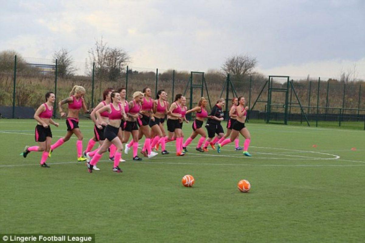 Por esta razón suspenden Liga de Fútbol en Lencería en Inglaterra ... d559daf95c143