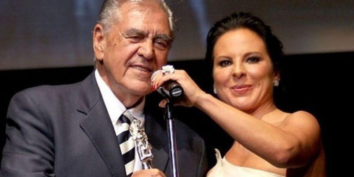 Éric del Castillo se niega a dar cualquier opinión sobre su hija Kate