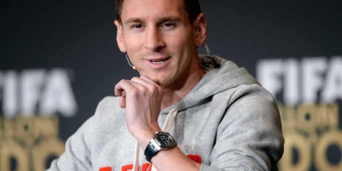 Messi paga USD 35 millones por su nuevo auto