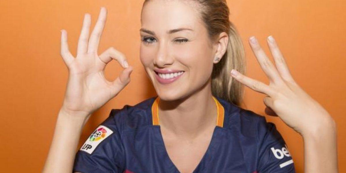 Esta podría ser la guapa novia de Neymar