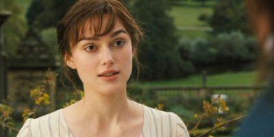 "Keira Knightley era ""Elizabeth Bennett"". Foto:vía StudioCanal"