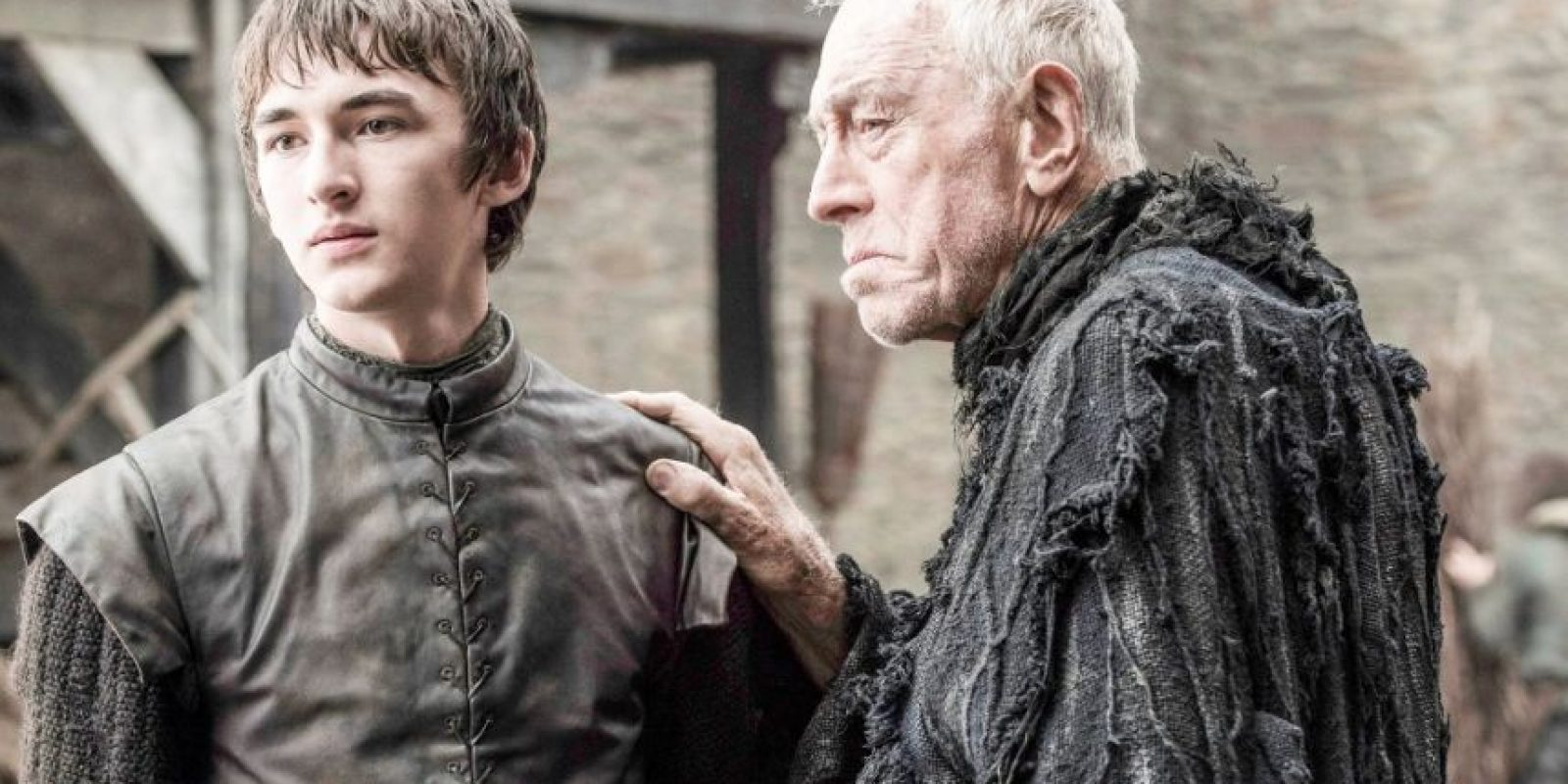 Bran Stark sigue su camino. Foto: Vía Facebook/Game of Thrones