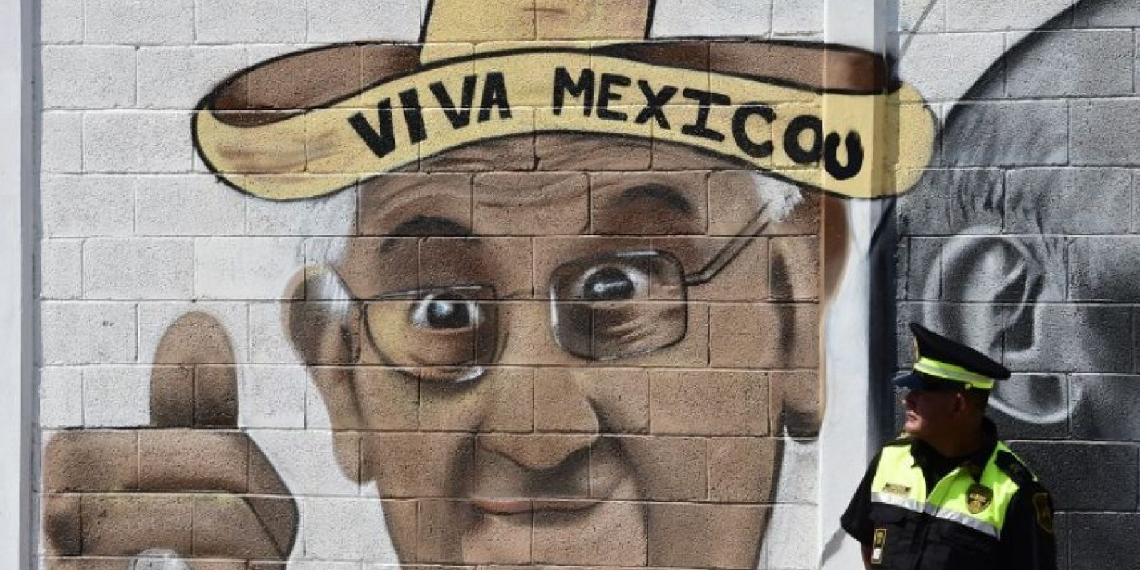 Antes de llegar a territorio mexicano decidió hacer una pausa en Cuba. Foto:AFP