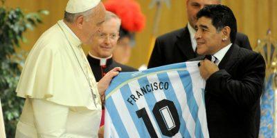 """Organizó el encuentro """"Fútbol por la paz"""" Foto:Getty Images"""