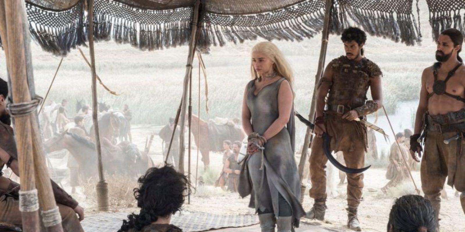 """Daenerys Targaryen seguirá sus acciones en la sexta temporada de """"Juegos de Tronos"""" Foto:HBO LATINOAMERICA"""