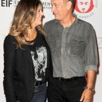 Tom Hanks y Rita Wilson Foto:Getty Images