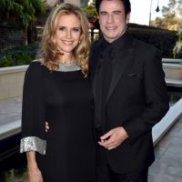 John Travolta y Kelly Preston Foto: Getty Images