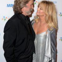 Goldie Hawn y Kurt Russell Foto:Getty Images