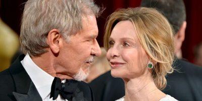 Harrison Ford y Calista Flockhart Foto:Getty Images