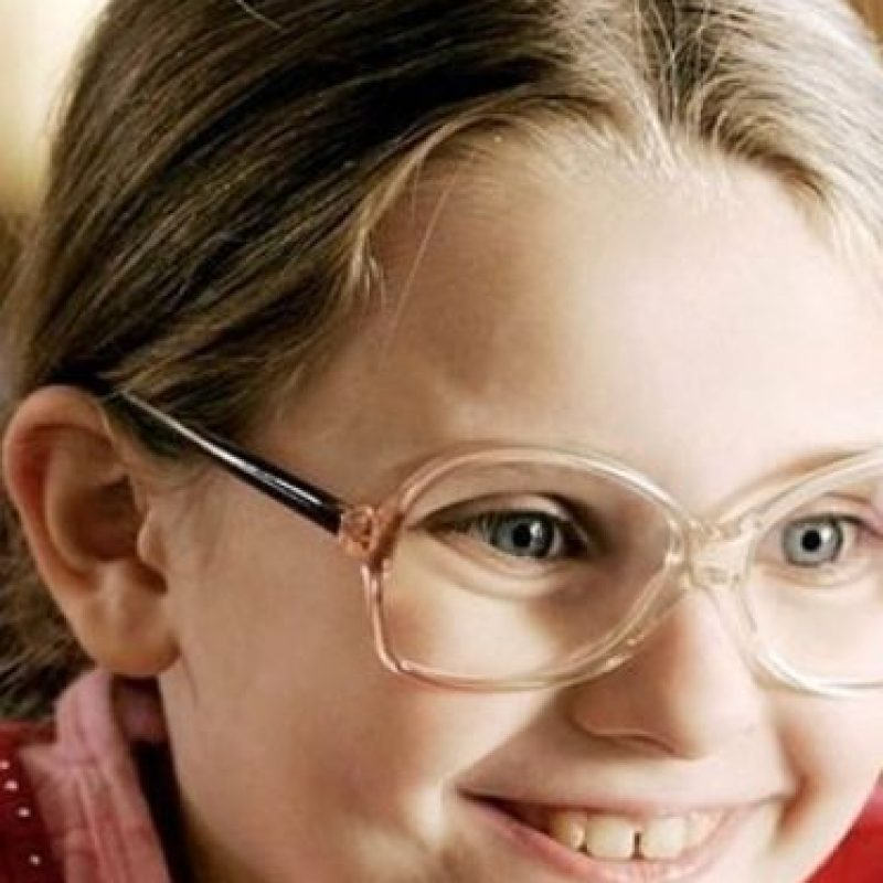 "Abigail Breslin se hizo famosa por ""Little Miss Sunshine"" en 2006. Foto:vía Fox Searchlight"
