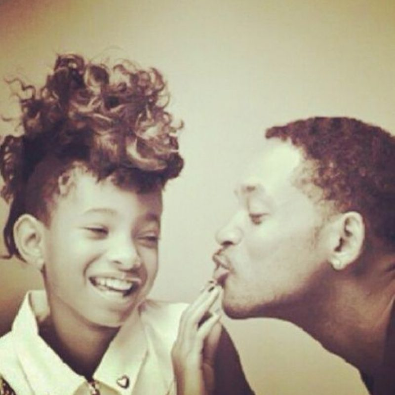 Will y Willow Foto: Vía Instagram/@Willsmith