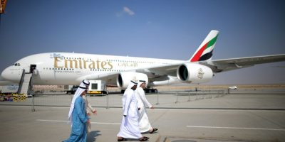 Emirates- Emiratos Árabes Foto: Getty Images