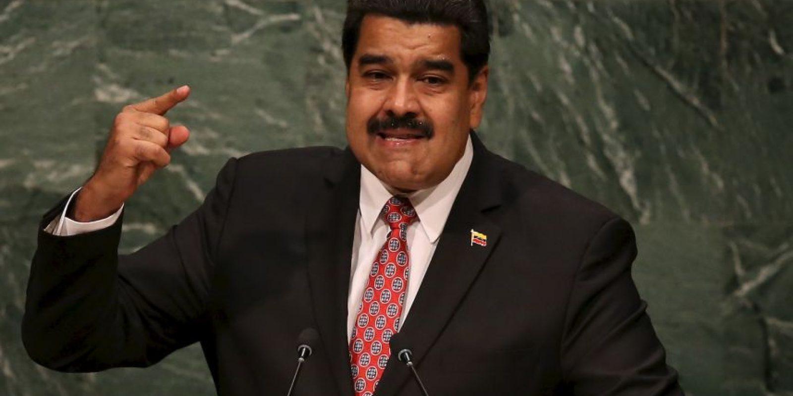 La Asamblea Nacional de Venezuela inició un proceso de investigación para confirmar la nacionalidad de Nicolás Maduro. Foto:Getty Images