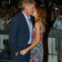 Se comprometieron en el Día de San Valentín en 2009, y se casaron el 15 de junio de 2010. Foto:Getty Images