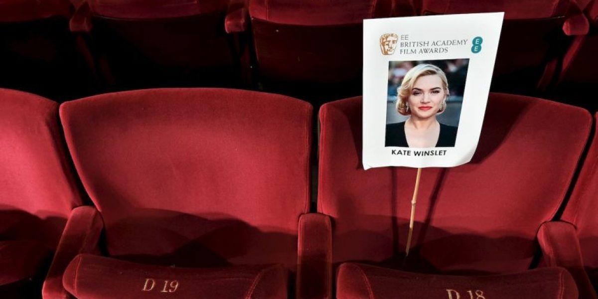 Así lucieron los famosos en alfombra roja de los premios BAFTA