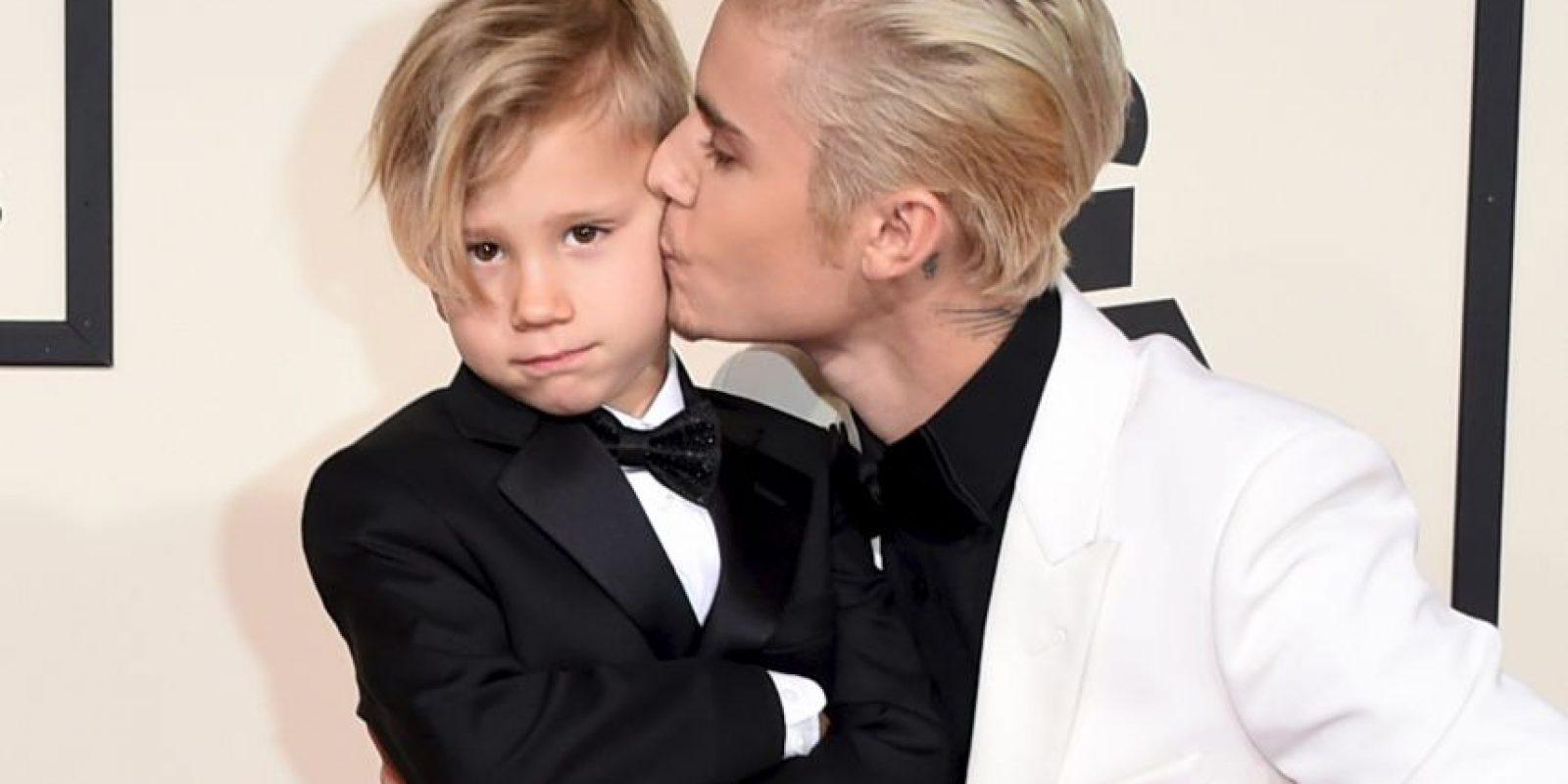 Algunos de los momentos que marcaron la 58ª entrega de los Premios Grammy Foto:Getty Images