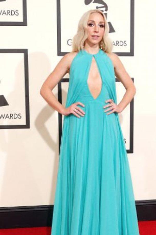 "Ashley Monroe como ""Khaleesi"" setentera. Foto:vía Getty Images"