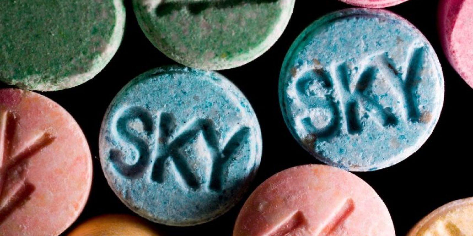 Los efectos de este fármaco producen principalmente una sensación de euforia. Foto:Wikipedia Commons
