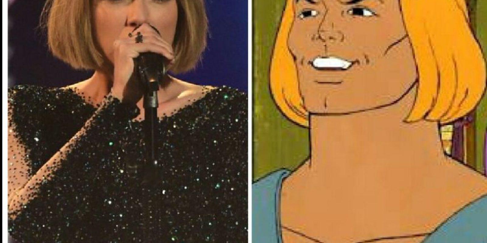 El peinado de Taylor Swift también lo criticaron. Foto:vía Twitter