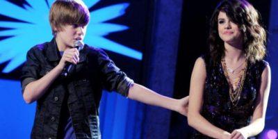 Iban y volvían. En 2014 se revelaron unos mensajes de texto de Bieber. Donde se veía lo inmaduro que era. Foto:vía Getty Images