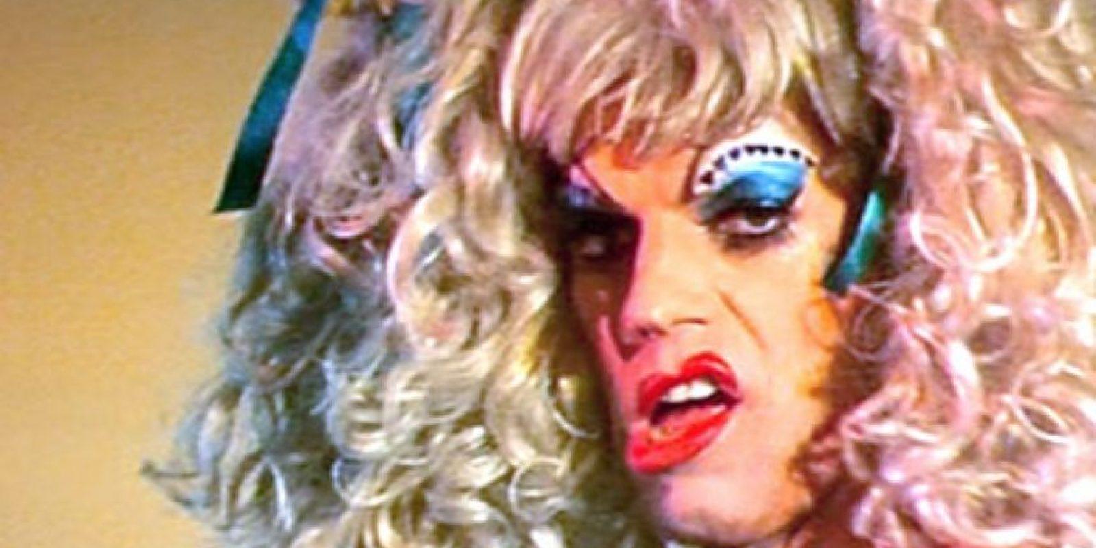 Famosa película de travestis de los 80. Foto:vía PolyGram