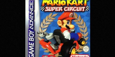 """Mario Kart: Super Circuit"" para Game Boy Advance (2001). Foto: Nintendo"