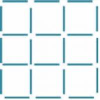 ¿Qué líneas quitarían para tener solamente seis cuadros? Foto:Vía Twtter.com